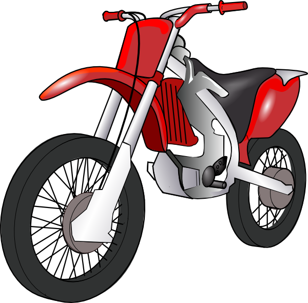 cartoon motorbike images.