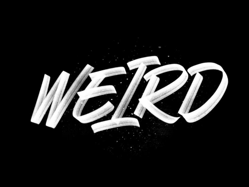 Weird Apparel [Custom Logo.