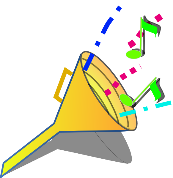 Science Sound Clipart.