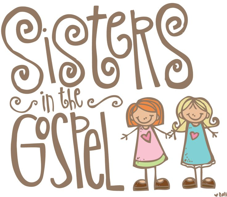 relief society cute clipart #15