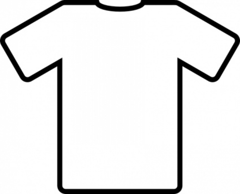clipart white t shirt cliparts clipart clipartlogo within weißes.