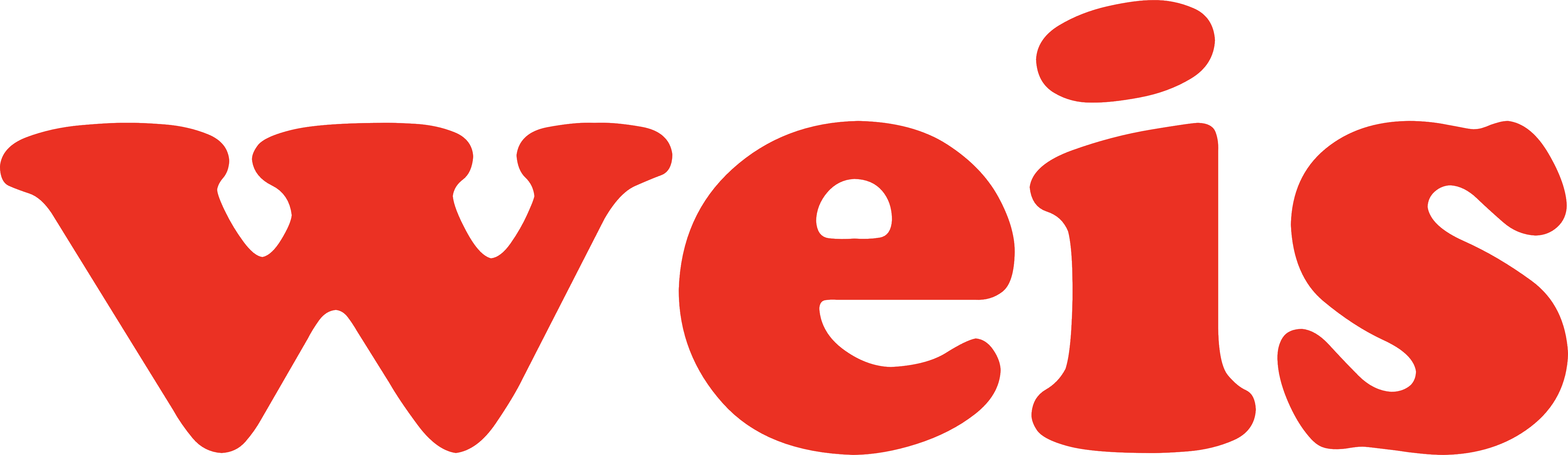 Weis logo, logotype. All logos, emblems, brands pictures gallery..
