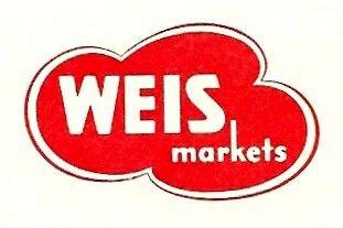 Vintage Weis Markets logo.