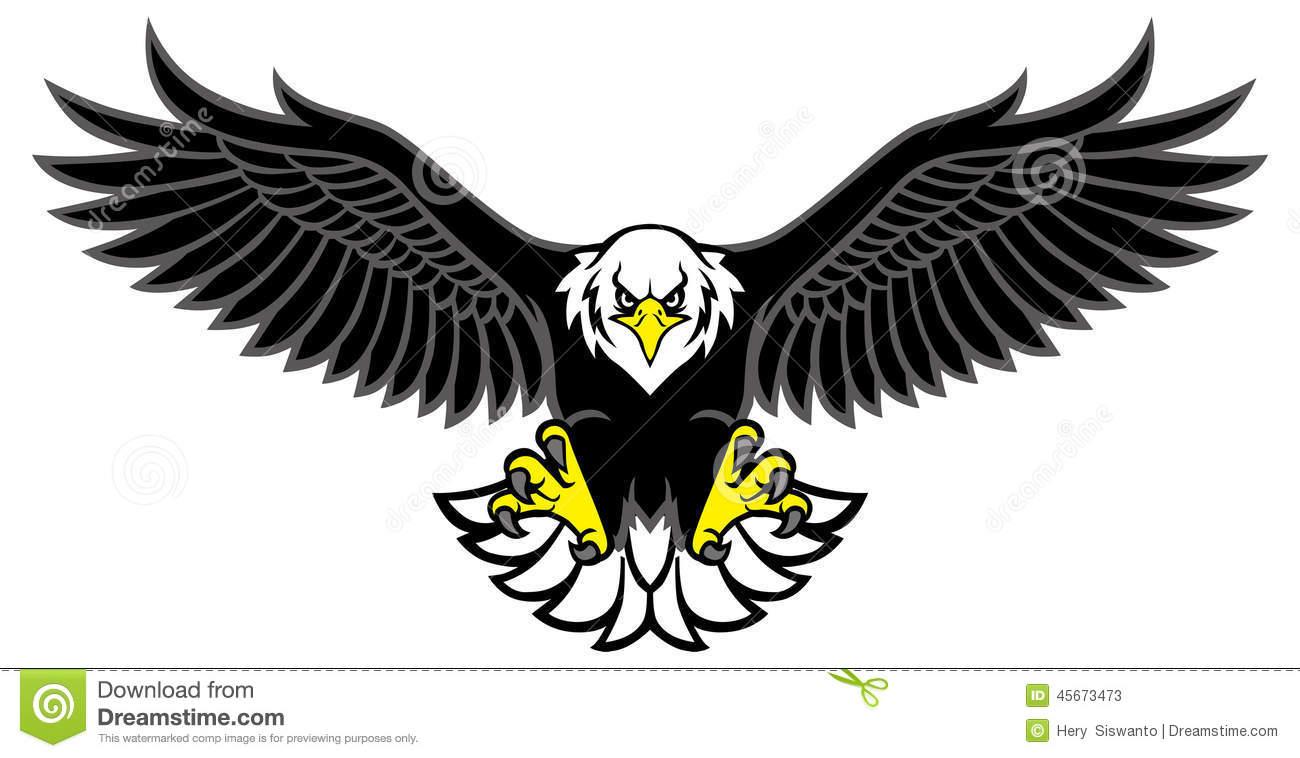 Eagle Stock Illustrations.