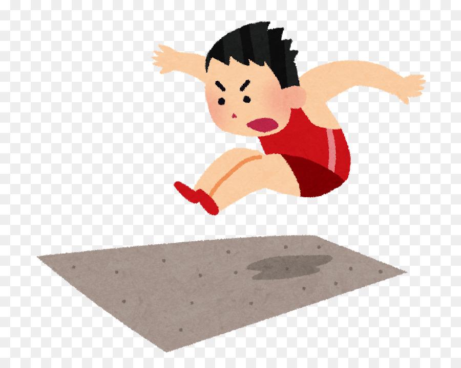 Leichtathletik Leichtathletik Weitsprung ClipArt Jumping.