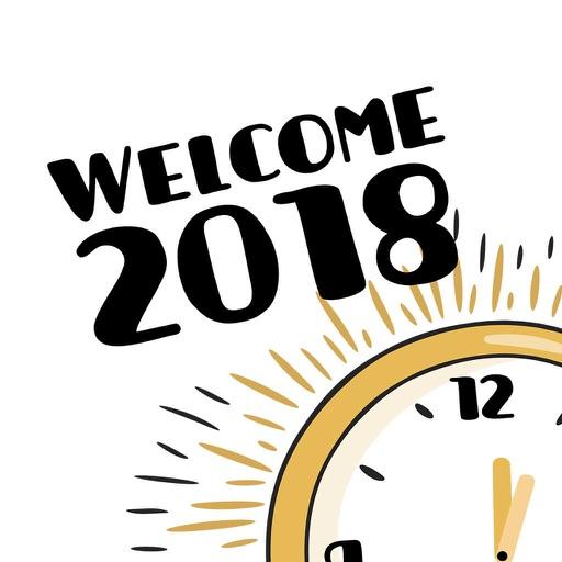 2018 New Year Season Greetings by Sok Yin Yeong.