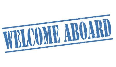 Welcome aboard clipart 2 » Clipart Station.