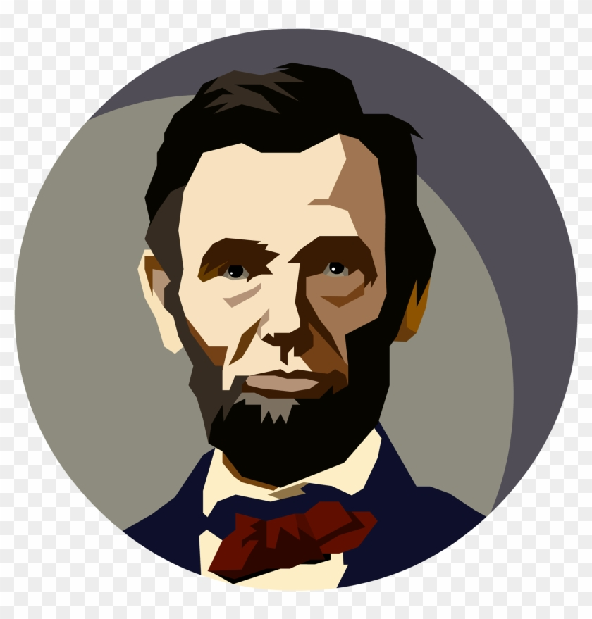 Abraham Lincoln, HD Png Download (#688006).