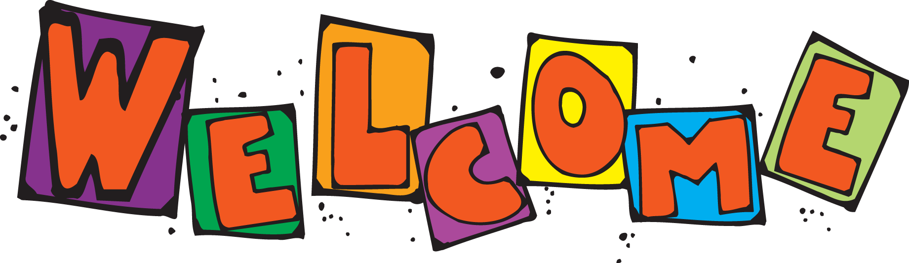 Welcome Clipart Animated.