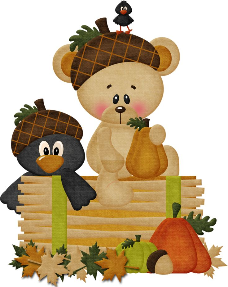 218 Best images about Fall Clip Art on Pinterest.