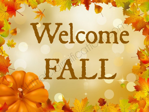60 Beautiful First Day Of Fall Wishes Images And Photos.