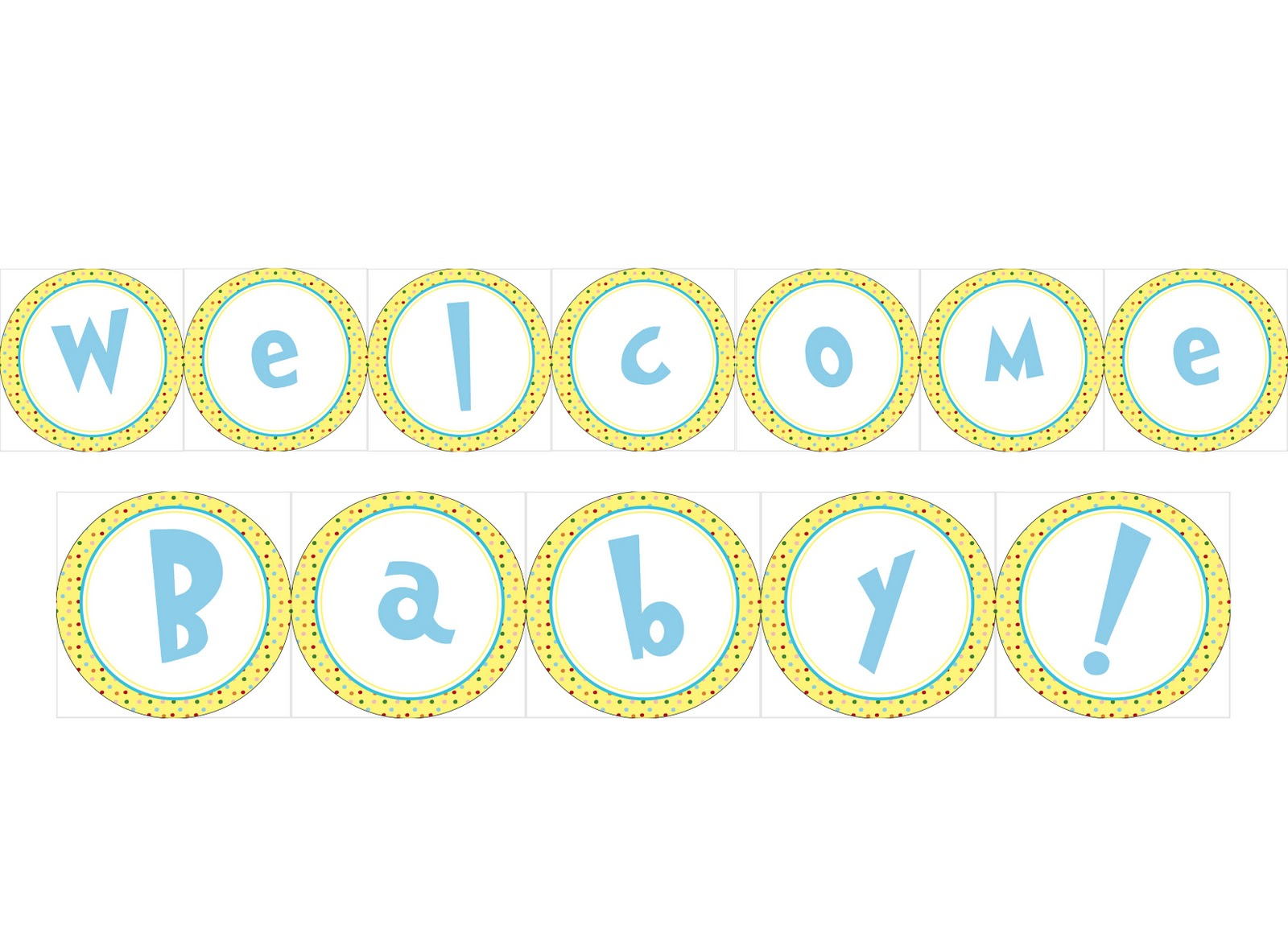 Welcome Baby Clipart Free.