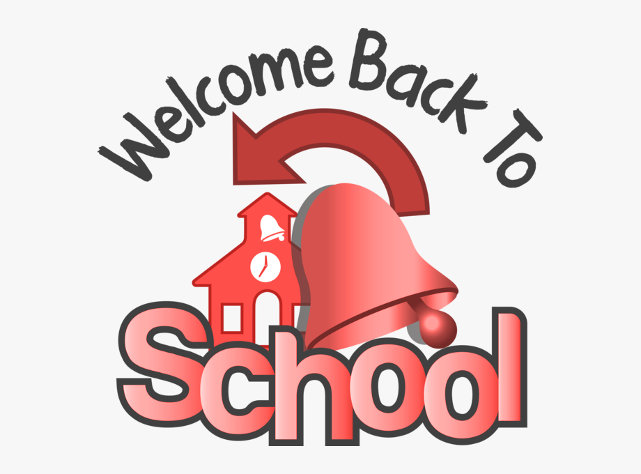 Welcome Back To School , Transparent Cartoon, Free Cliparts.