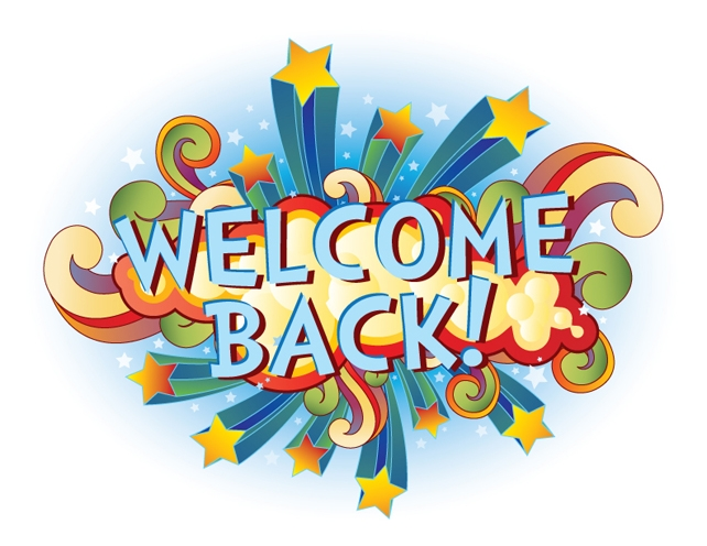Welcome Back Images Free.