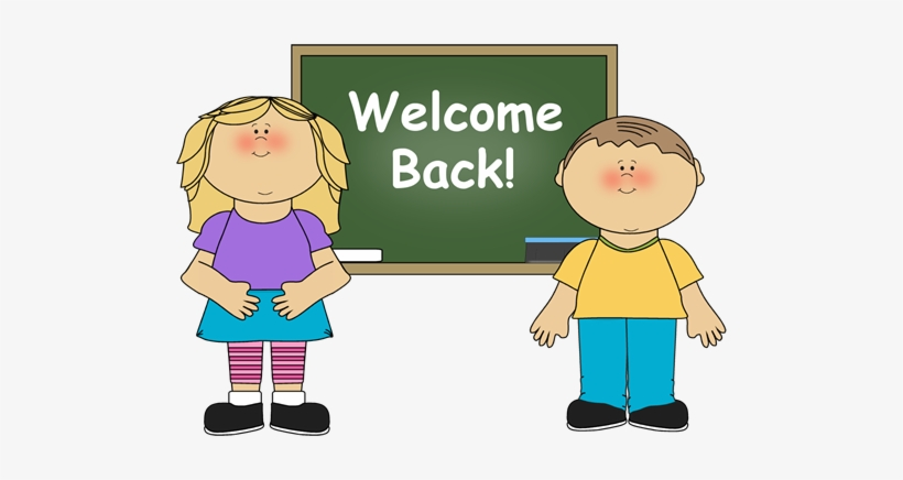 2012 Welcome Back To School Clipart.