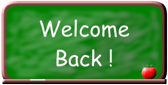 Free Clipart For Welcome Back.