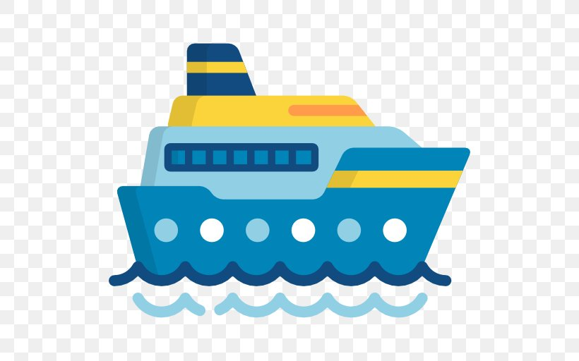 Clip Art Mediterranean Shipping Company Cruise Ship, PNG.