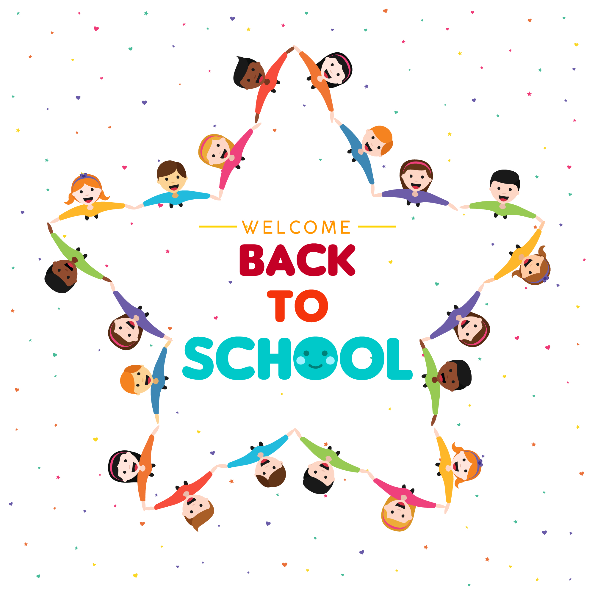 Welcome Back students, teachers, and staff!.