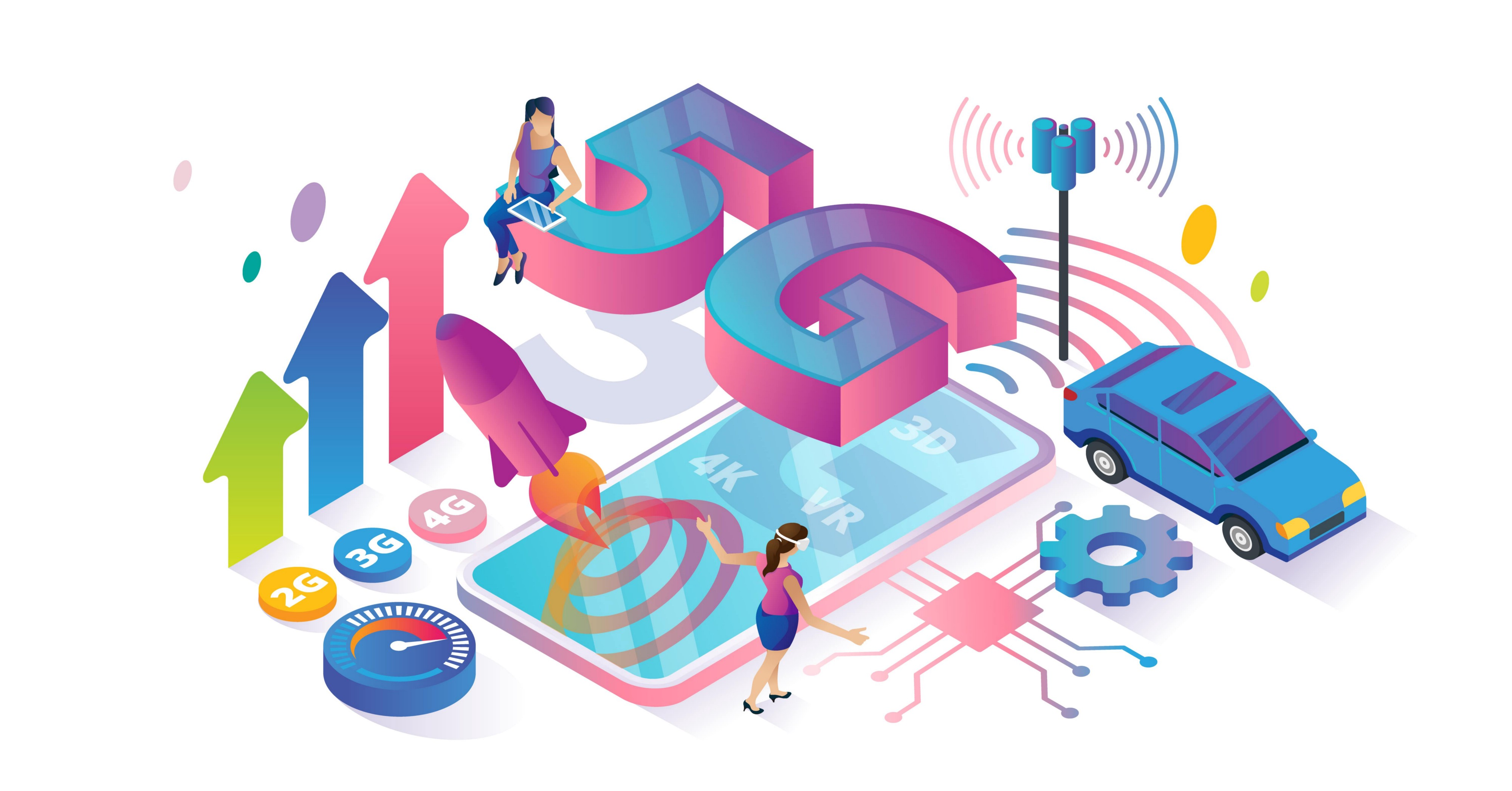 The Impact of 5G on Virtual and Augmented Reality Development.