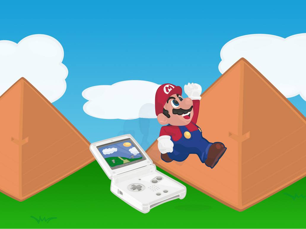 Welcome Back To Reality Mario by mimipunk on DeviantArt.