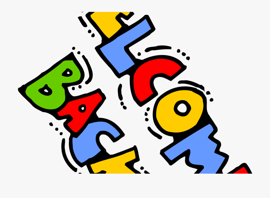 Welcome Back We Missed You Clipart Source , Png Download.