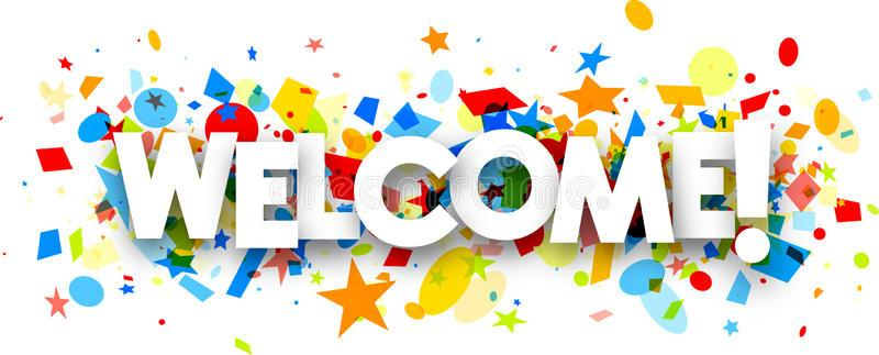 Welcome banner clipart 3 » Clipart Portal.