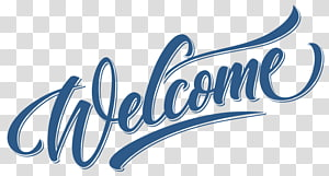 Welcome banner , Welcome Banner transparent background PNG.