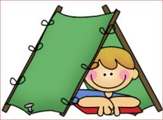 camper kid clipart Welcome to the Camping Kids Collection.