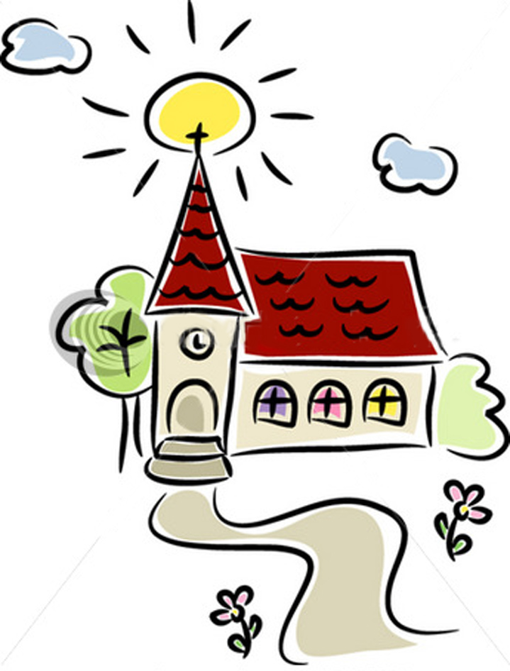 Free Cartoon Church Pictures, Download Free Clip Art, Free.