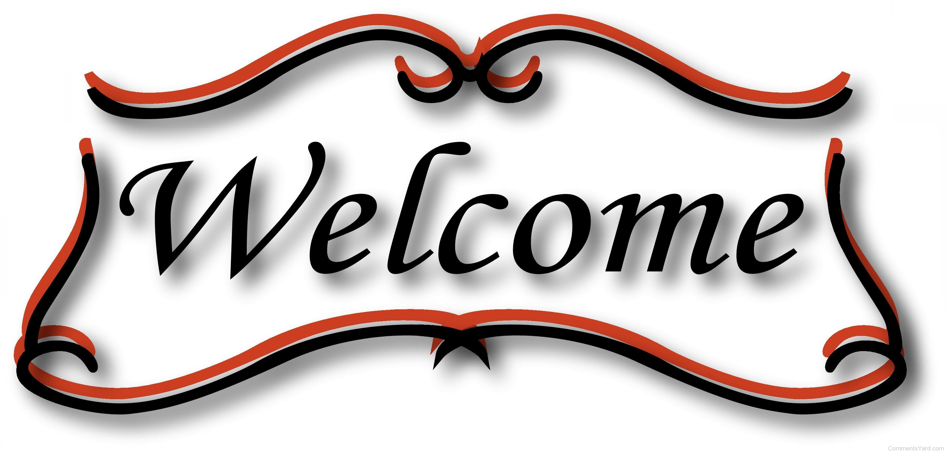 welcome sign clipart - Clipground