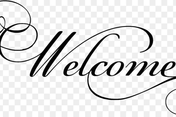 Church Clipart Welcome Cute Borders, Vectors, Animated, Black And.