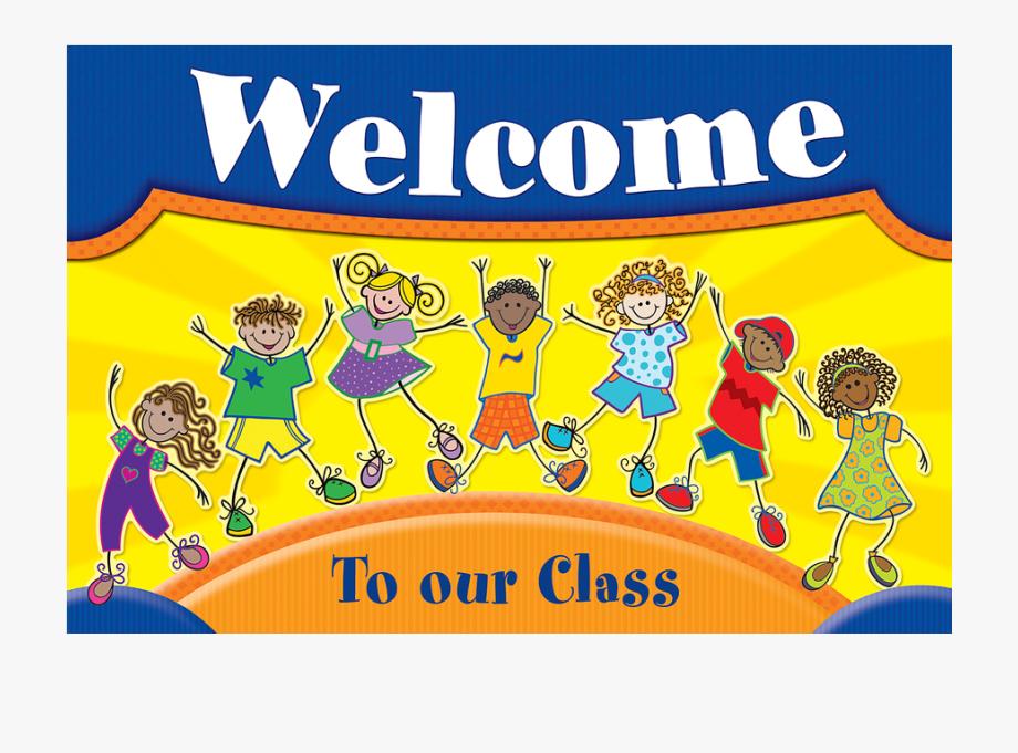 Tcr5231 Fantastic Kids Welcome Postcards Image.