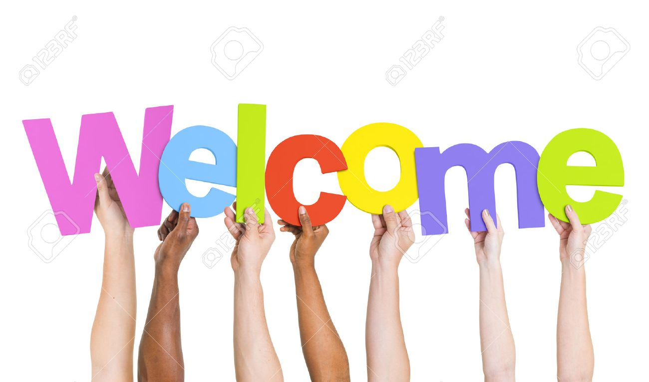 Welcome Clipart Free.