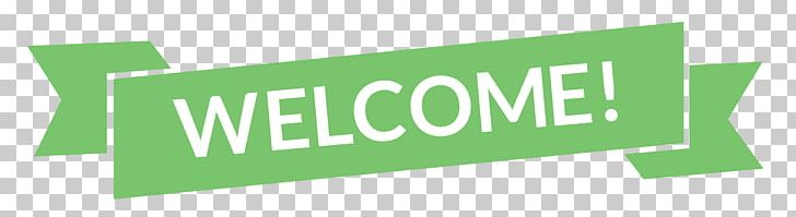 Green Welcome Banner PNG, Clipart, Icons Logos Emojis.