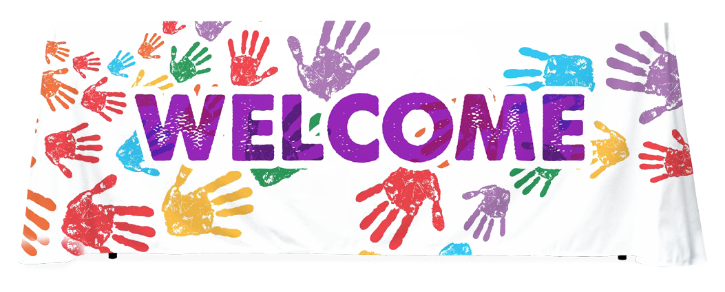 Welcome PNG Clipart.