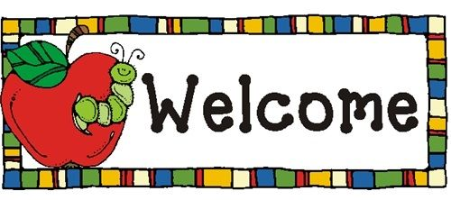 Welcome To Our Class Clipart with regard to Classroom Welcome.