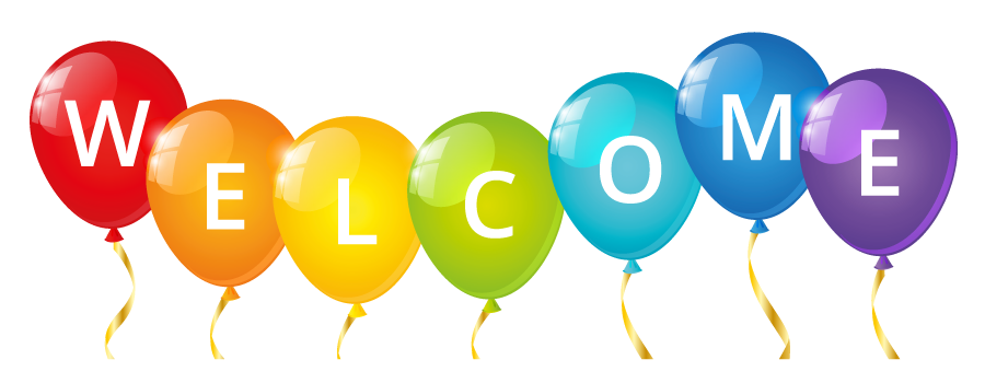 Welcome Clipart Transparent.