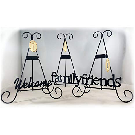 Amazon.com: TII Collections Metal Welcome Family Friends.