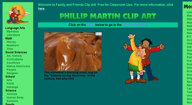 Access familyandfriends.phillipmartin.info. Free Family and.