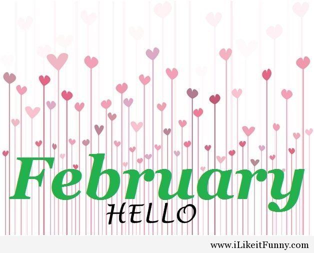 Hello february.