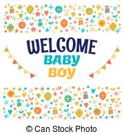 Welcome baby boy..