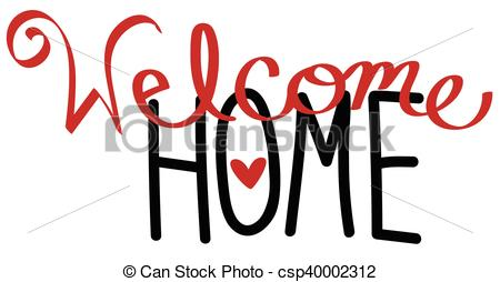 Welcome home Illustrations and Clipart. 4,732 Welcome home royalty.