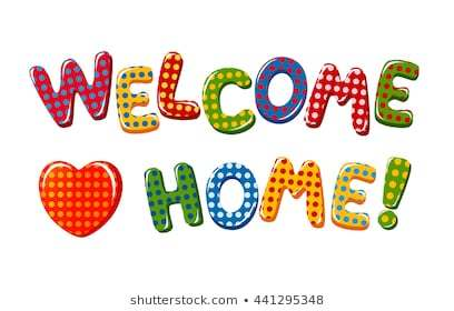 Welcome home clipart free 1 » Clipart Portal.