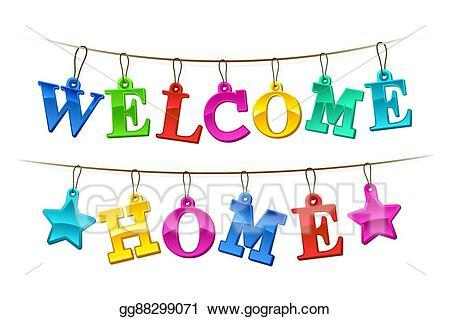 Welcome home clipart 4 » Clipart Portal.