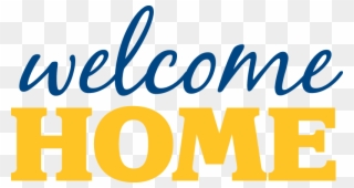 Free PNG Welcome Home Free Clip Art Download.