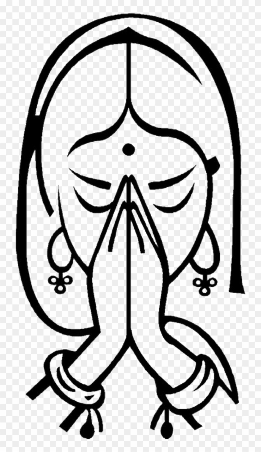 Namaste hands clipart png 3 » Clipart Portal.