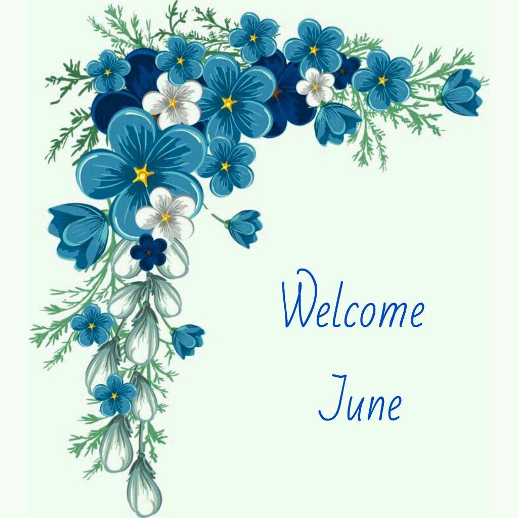 Welcome June!.