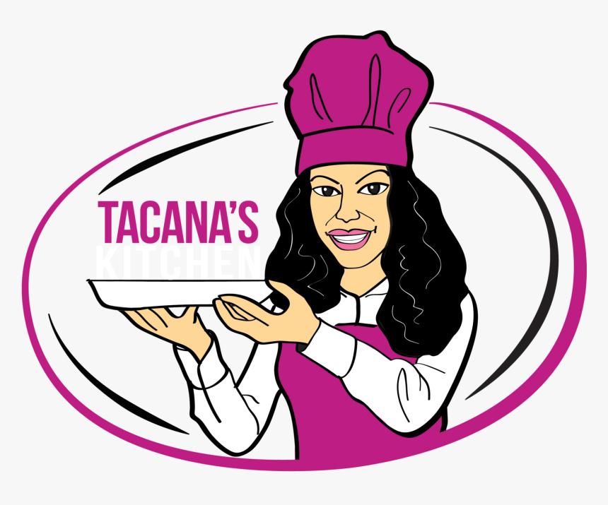Transparent Woman Cook Clipart.