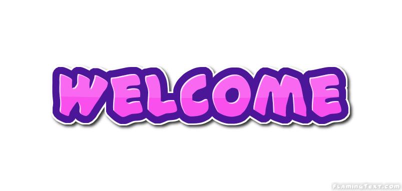 Welcome Logo.