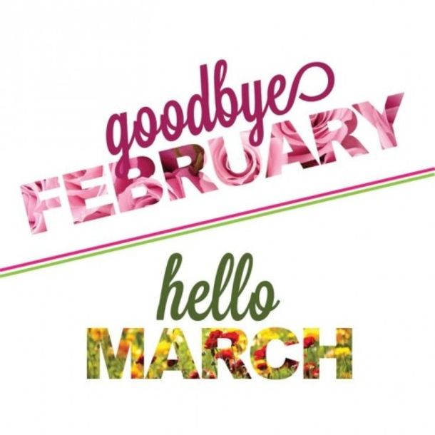 Best (Free) Hello March Images Pictures Photos Quotes Sayings.